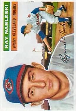 1956 Topps #133 Ray Narleski