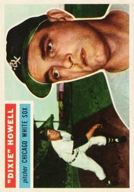 1956 Topps #149 Dixie Howell