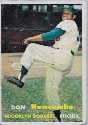 1957 Topps #130 Don Newcombe