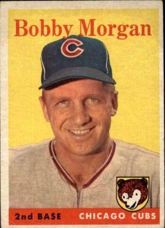 1958 Topps #144 Bobby Morgan
