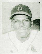 1958 Omaha Cardinals Team Issue #11 Bob Gibson