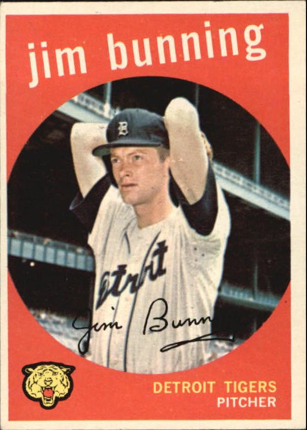 1959 Topps #149 Jim Bunning
