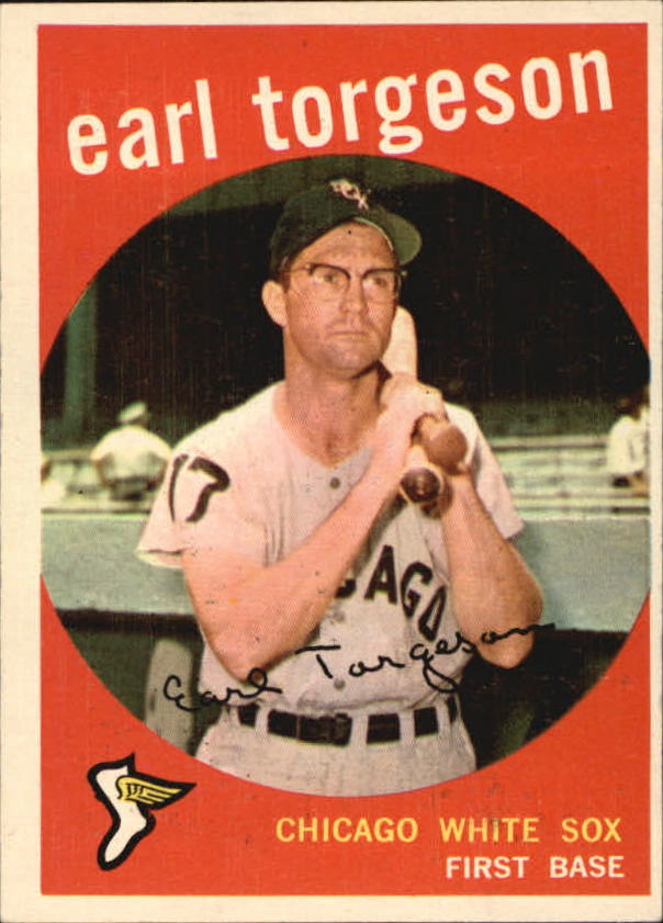 1959 Topps #351 Earl Torgeson