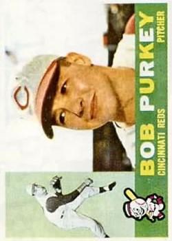 1960 Topps #4 Bob Purkey
