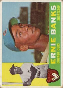 1960 Topps #10 Ernie Banks