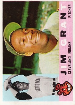 1960 Topps #14 Jim Grant