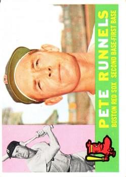 1960 Topps #15 Pete Runnels