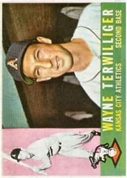 1960 Topps #26 Wayne Terwilliger