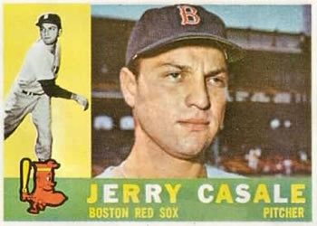 1960 Topps #38 Jerry Casale