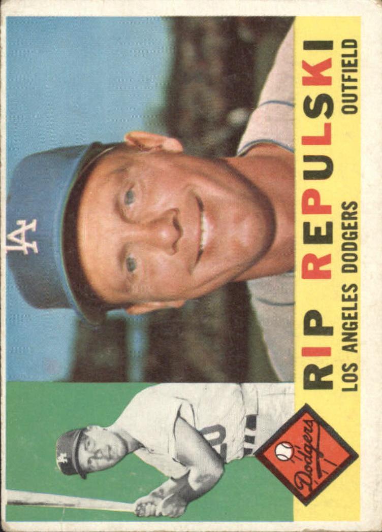 1960 Topps #265 Rip Repulski