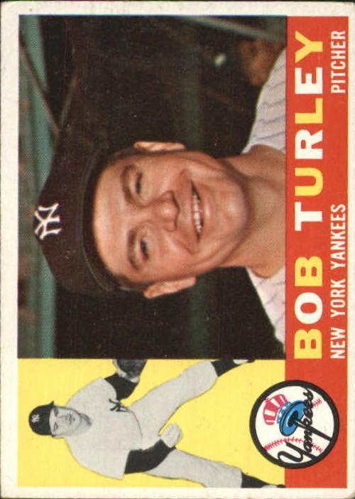 1960 Topps #270 Bob Turley