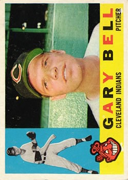 1960 Topps #441 Gary Bell