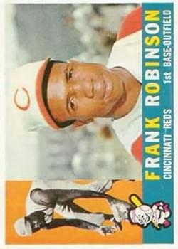 1960 Topps #490 Frank Robinson