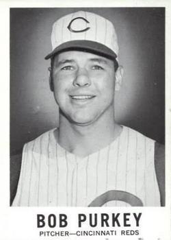 1960 Leaf #67 Bob Purkey