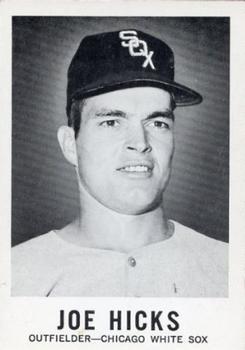 1960 Leaf #74 Joe Hicks RC