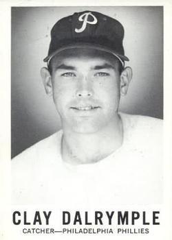 1960 Leaf #143 Clay Dalrymple RC