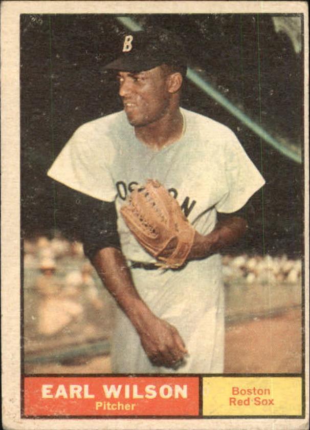 1961 Topps #69 Earl Wilson