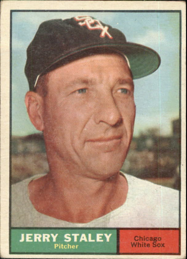1961 Topps #90 Gerry Staley