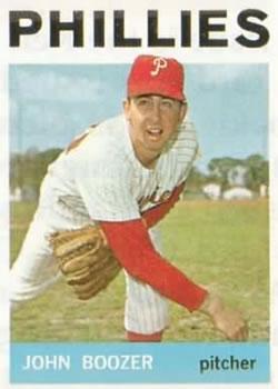 1964 Topps #16 John Boozer