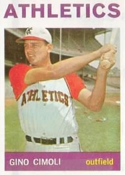 1964 Topps #26 Gino Cimoli