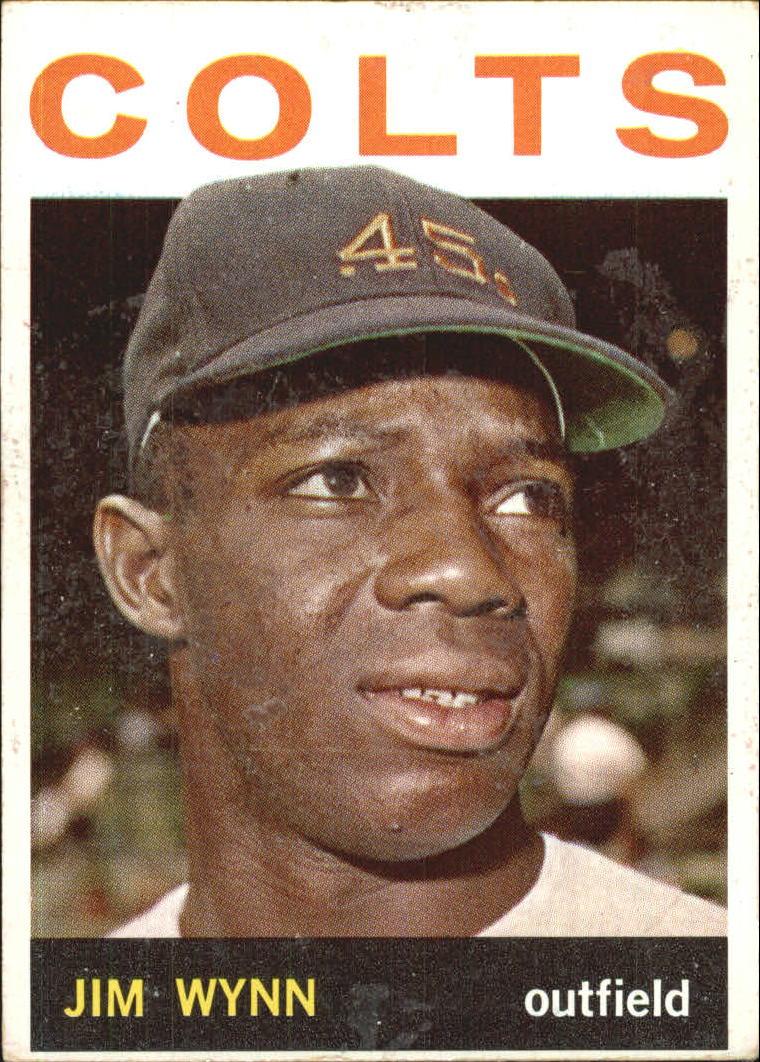 1964 Topps #38 Jim Wynn RC