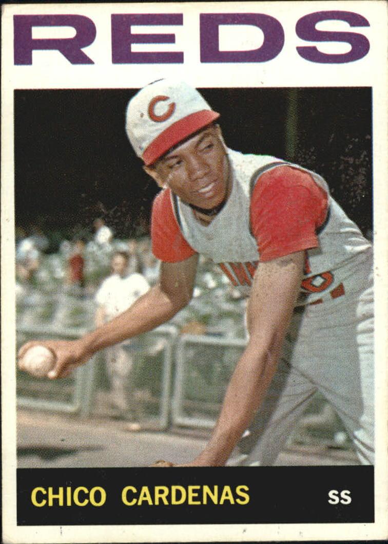 1964 Topps #72 Chico Cardenas