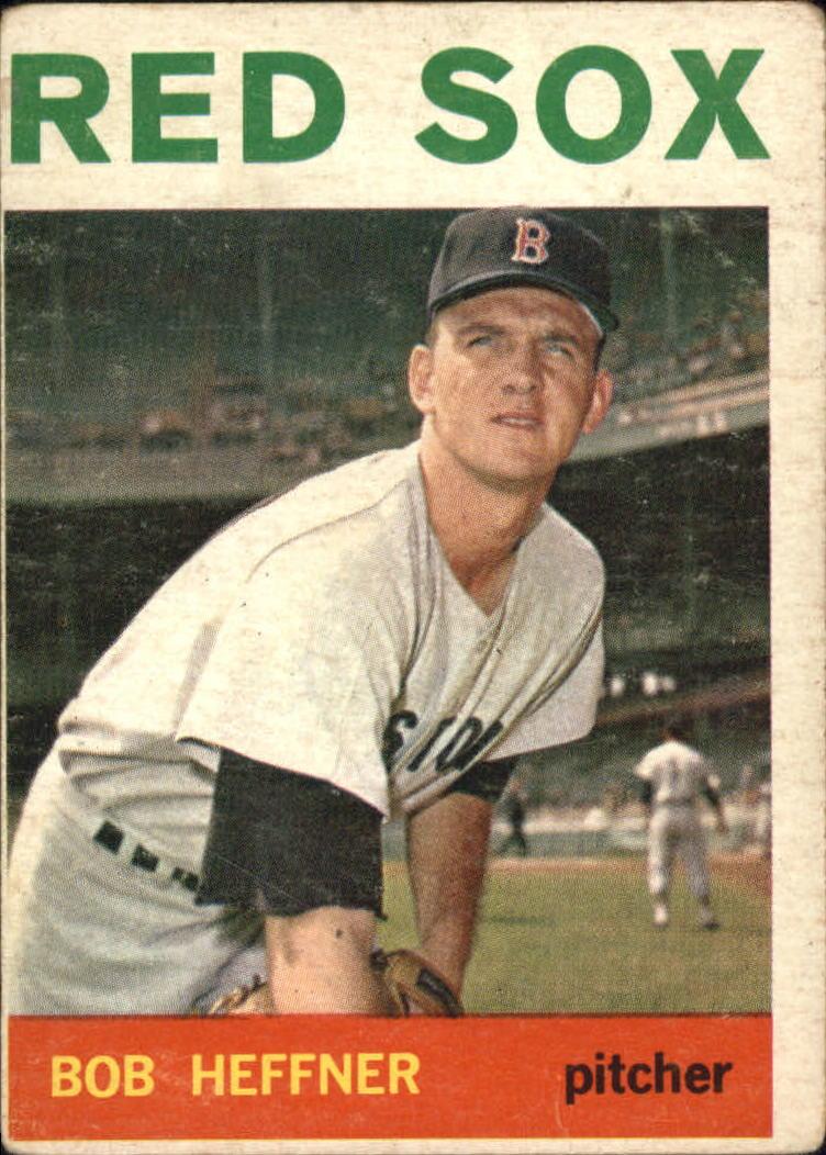 1964 Topps #79 Bob Heffner RC