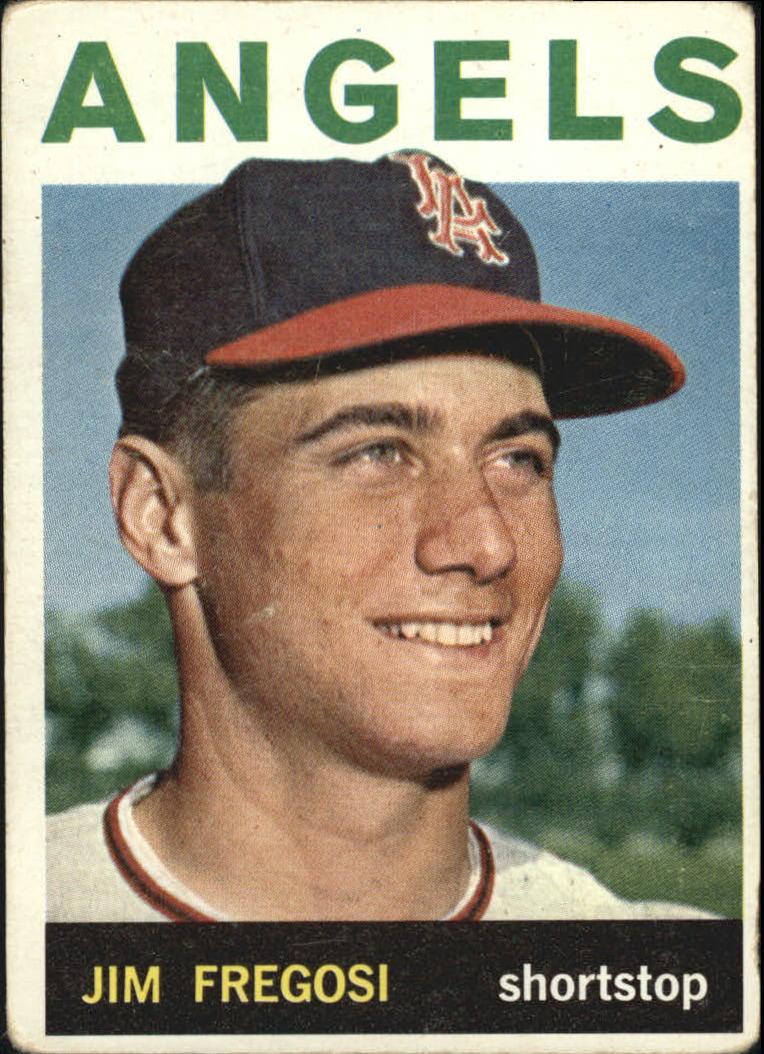 1964 Topps #97 Jim Fregosi