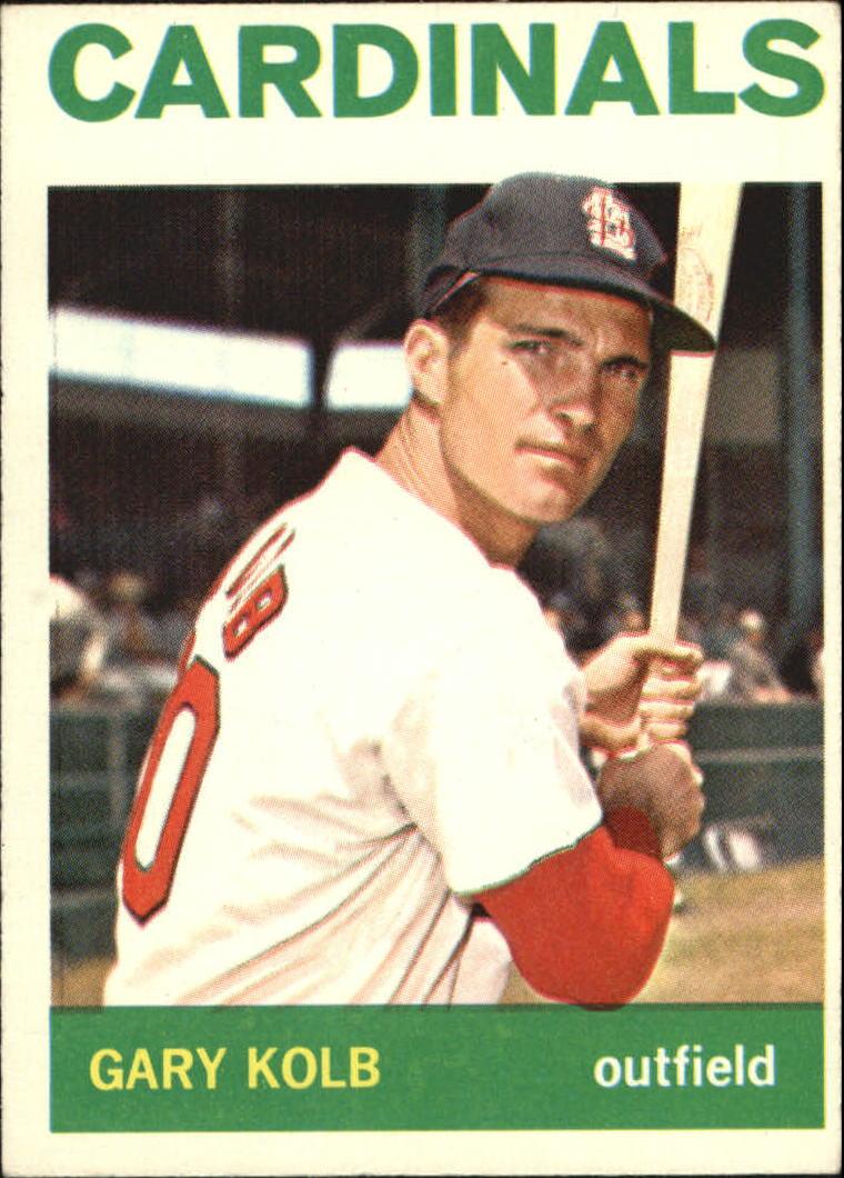 1964 Topps #119 Gary Kolb RC