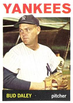 1964 Topps #164 Bud Daley