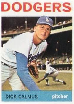1964 Topps #231 Dick Calmus RC