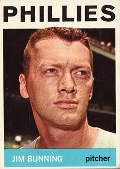 1964 Topps #265 Jim Bunning