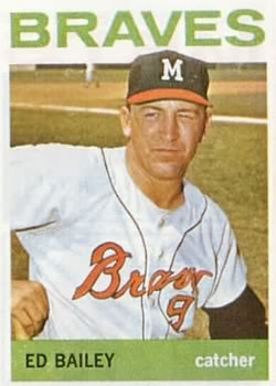 1964 Topps #437 Ed Bailey