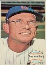 1964 Topps Giants #8 Roy McMillan