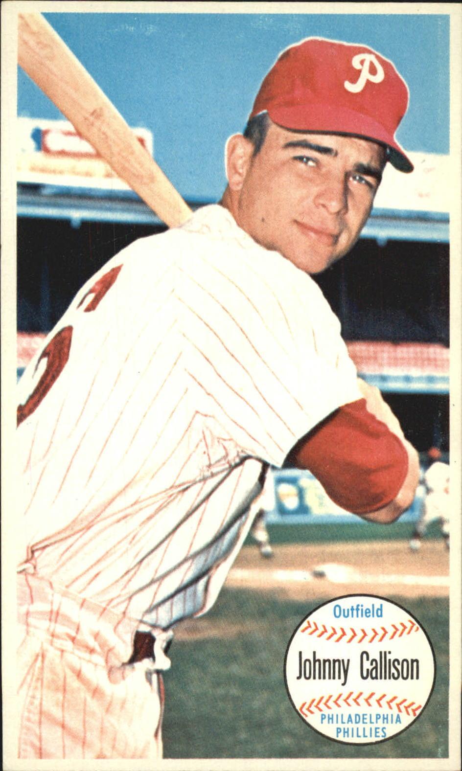 1964 Topps Giants #36 Johnny Callison