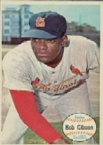 1964 Topps Giants #41 Bob Gibson