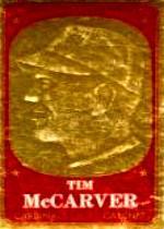 1965 Topps Embossed #7 Tim McCarver