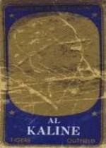 1965 Topps Embossed #13 Al Kaline