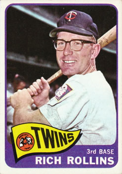 1965 Topps #90 Rich Rollins