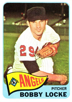 1965 Topps #324 Bobby Locke