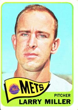 1965 Topps #349 Larry Miller RC