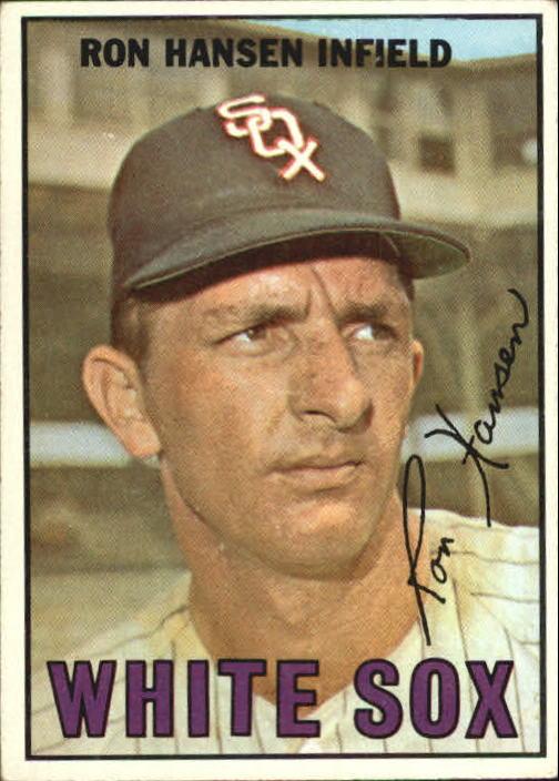 1967 Topps #9 Ron Hansen