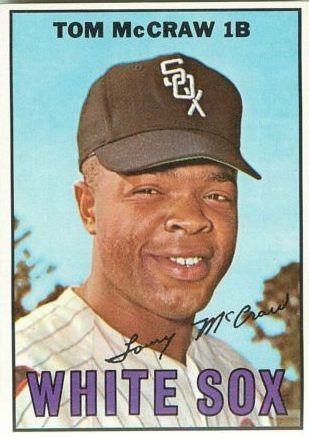1967 Topps #29 Tom McCraw