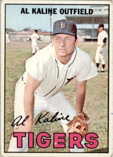 1967 Topps #30 Al Kaline DP