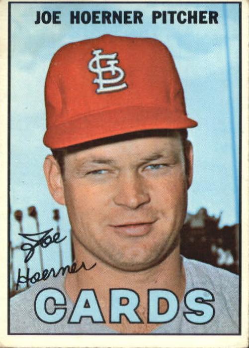 1967 Topps #41 Joe Hoerner