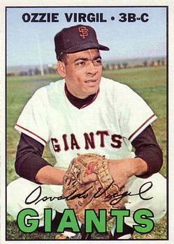 1967 Topps #132 Ozzie Virgil
