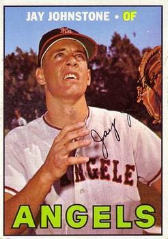 1967 Topps #213 Jay Johnstone RC