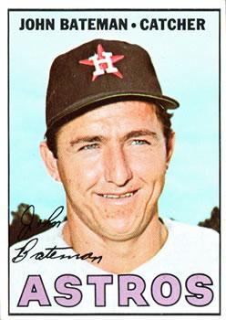 1967 Topps #231 John Bateman