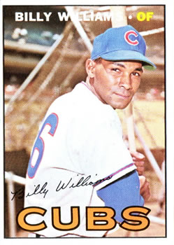 1967 Topps #315 Billy Williams