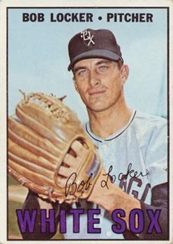 1967 Topps #338 Bob Locker
